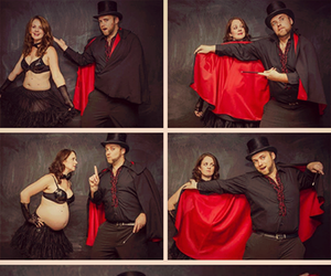 baby, magic, and pregnant image