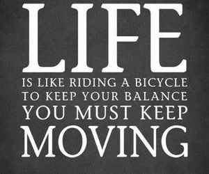 life, moving, and quote image
