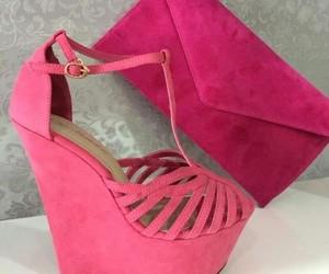 fashion, pink, and zapatillas image