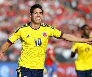 10, colombia, and james rodriguez image