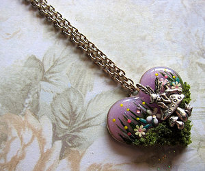 fairy and necklace image
