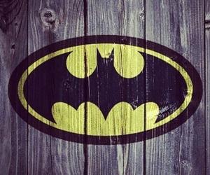 batman, yellow, and black image
