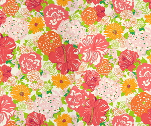 girly and lilly pulitzer image