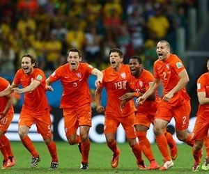 netherlands, holland, and world cup image