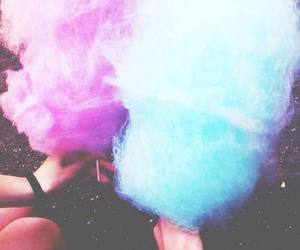 blue, sweet, and pink image