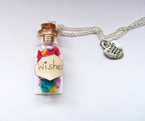 wish, jar, and cute image