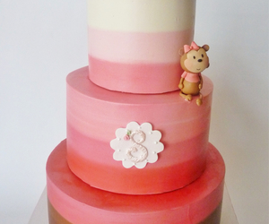 brown, buttercream, and cute animals image