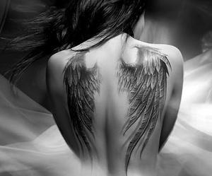 angel, back, and body mod image