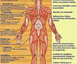 body, salud, and dolor image
