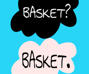 Basketball, basket, and love image