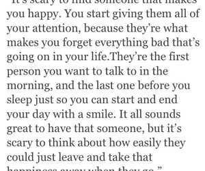 attention, love, and breakup image