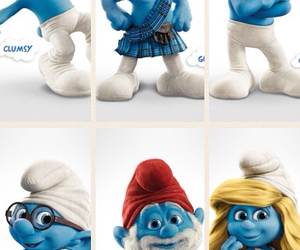 the smurfs image