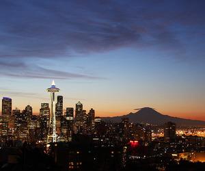 amazing, city, and sky image