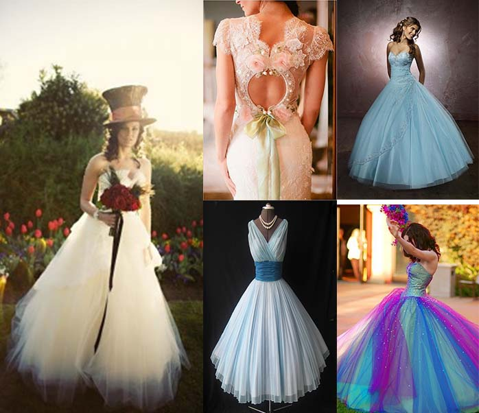 Dresses Collection For Alice In Wonderland Themed Party Kissprom Co Uk Prom