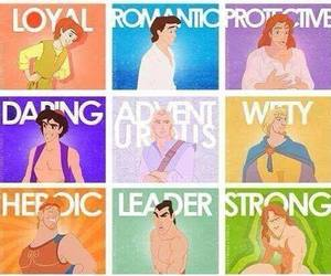 disney and prince image