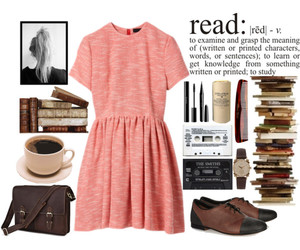 dress, fashion, and Polyvore image