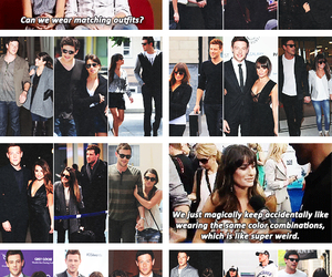 eternal, lea michele, and monchele image