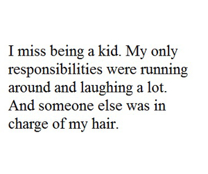 kids, quotes, and hair image