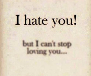 fuck you, hard, and i hate you image