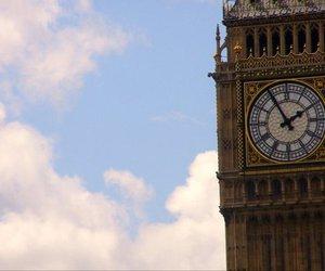 Big Ben, london, and sky image
