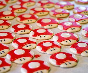 mushroom, Cookies, and food image