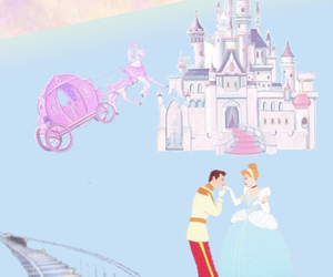 background, cinderella, and disney image