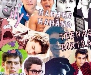 teen wolf, stiles, and cute image