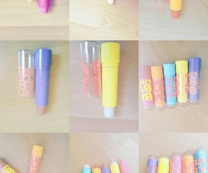 hydrate, peach kiss, and baby lips image