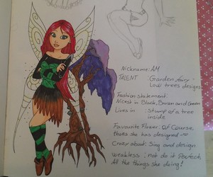 draw and fairy image