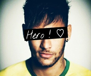 neymar jr, neymar, and hero image