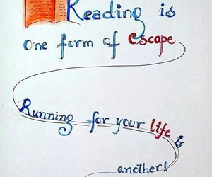 quote and reading image