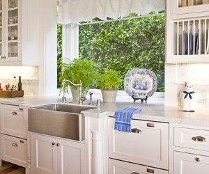 kitchen, modern kitchen, and beach kitchen style image