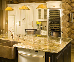 kitchen, modern kitchen, and kitchen designing image
