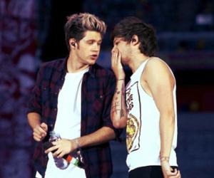 1d, liam payne, and louis tomlinson image