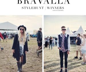 beauty, fashion, and festival image