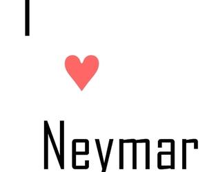 neymar, foodball, and love image