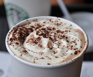 coffee, delicious, and food image