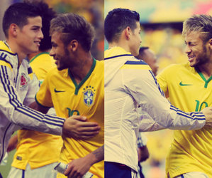 neymar, james rodriguez, and neymar jr image