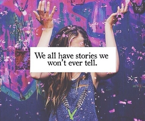 quote, stories, and memories image