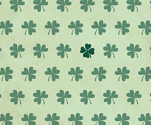 wallpaper, background, and clover image