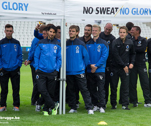 soccer, club brugge, and nicolas storm image