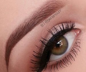 belleza, make up, and maquillaje image