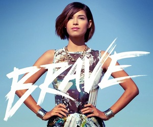 brave, moriah peters, and cool image