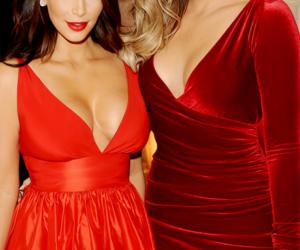 beautiful, kim kardashian, and khloe kardashian image