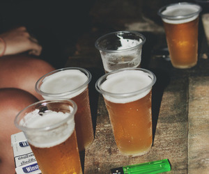 beers, drugs, and party image