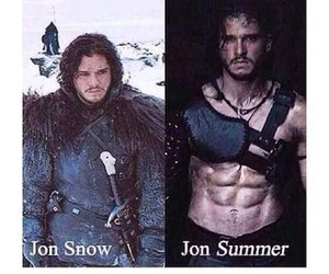 jon snow, pompeii, and game of thrones image