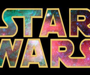 space, Logo, and star wars image