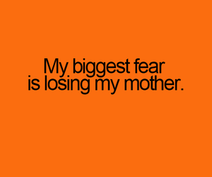 mother, fear, and love image