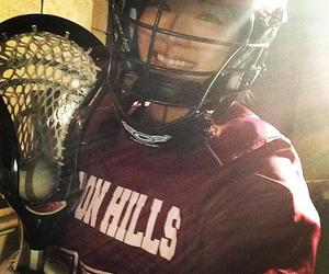 kira, teen wolf, and lacrosse image