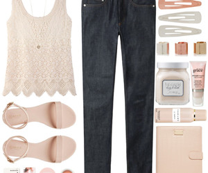 fashion, Polyvore, and cute image